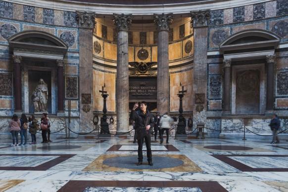 Master of Photography, Roma - La grande bellezza: la fotografia di Gina Soden