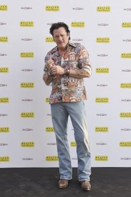 Michael Madsen. Photo by Fabio Mazzarella