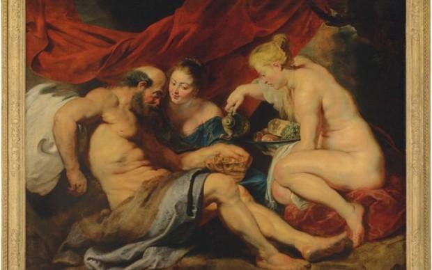 Pieter-Paul-Rubens-Lot-e-le-sue-figlie
