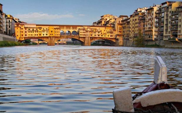 Firenze raccontata dall'Arno Estate Fiorentina 2016
