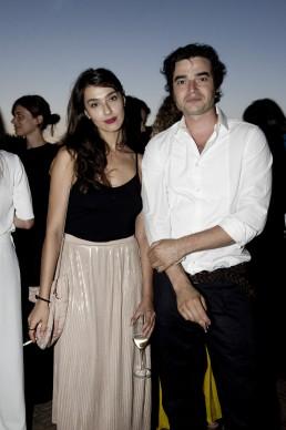 Stella Egitto e Paolo Briguglia. Photo by Alessandro Pizzi