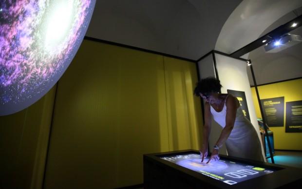Streamcolors_Dark Matter_mostra extreme fisica particelle museo della scienza milano