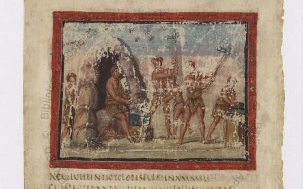 Virgilio-Vaticano-pagina-miniata-manoscritto-digitalizzazione