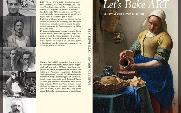cover libro let's bake art mariapia bruno