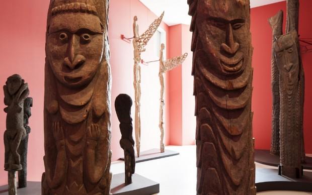 Museum der Kulturen basilea mostra etnografia antropologia tema grandezza