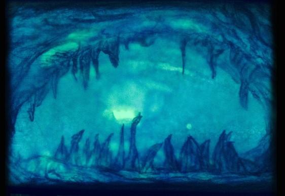 Alice Grassi, Blue Imaginary