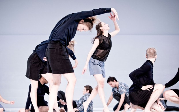 Cullberg Ballet, Figure a Sea, photo by Urban Jörén