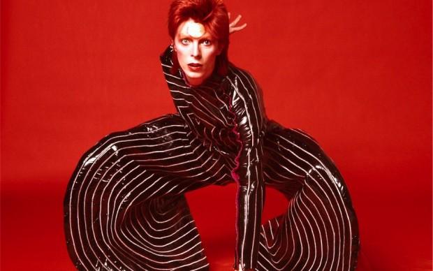 David Bowie © Photo by Sukita, Watch That Man I