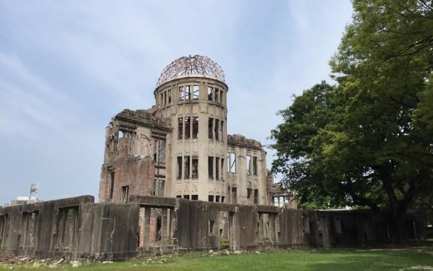Memoriale della Pace, Hiroshima, sito UNESCO in ricordo della bomba atomica sganciata il 6 agosto 1945