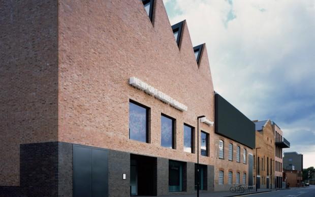 Newport Street Gallery by Caruso St John Architects, credits Hélène Binet