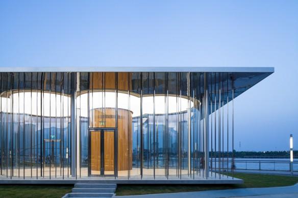 Schmidt Hammer Lassen Architects, Cloud Pavilion, Shanghai  (2)