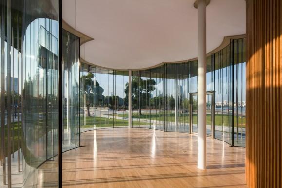 Schmidt Hammer Lassen Architects, Cloud Pavilion, Shanghai