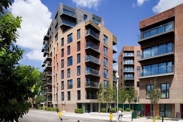 Trafalgar Place by dRMM Architects, credits Alex de Rijke