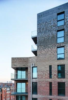 Trafalgar Place by dRMM Architects, credits Daniel Romero
