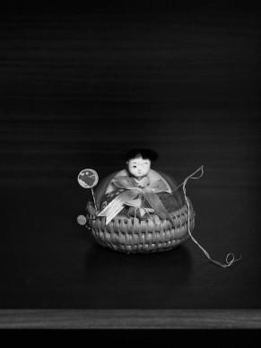 """Yoshie Nishikawa, Dendentaiko, dalla serie """"Monono aware"""" (2016)"""