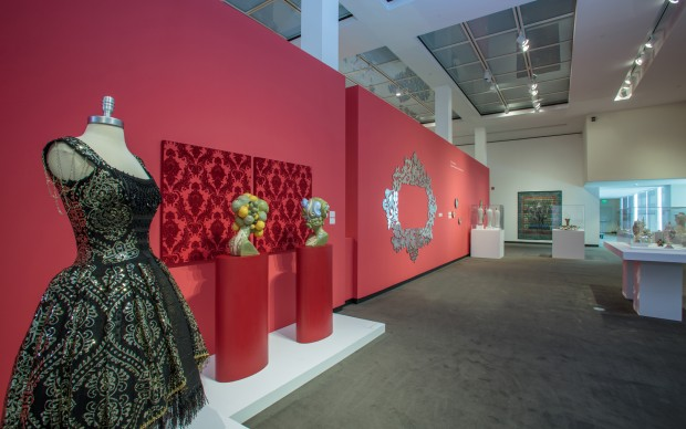 Go for Baroque: Opulence and Excess in Contemporary Art racine-museum-wisconsin