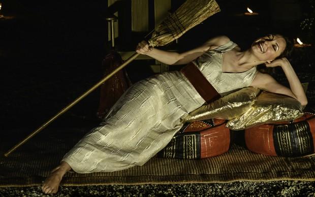 cleopatra la mia regina teatro elena ferrari museo egizio torino