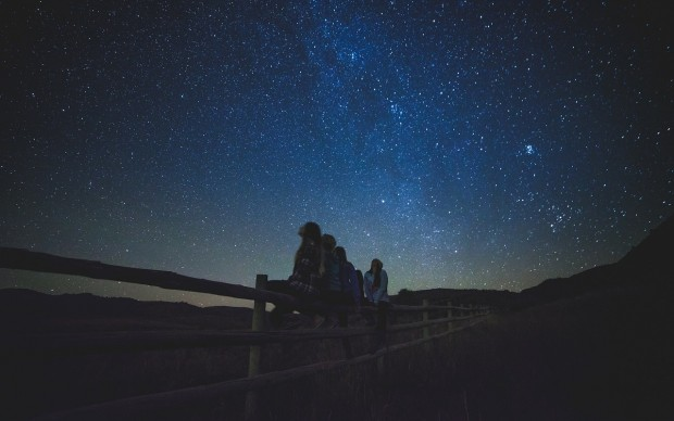 osservazione cielo stellato astronomia