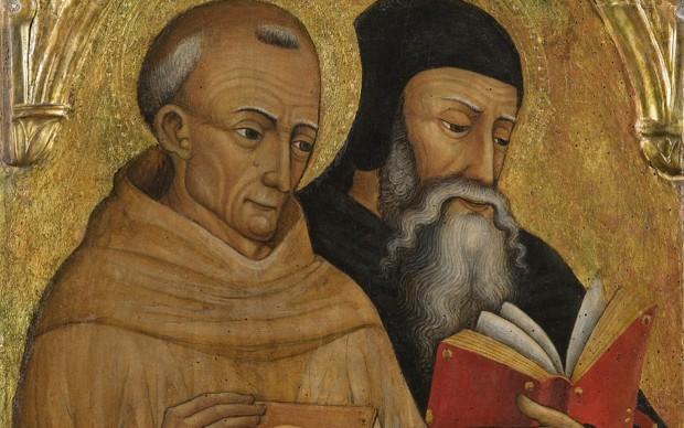 polittico-marinoni-San-Bernardino_Sant-Antonio-abate