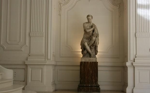scultura giulio cesare
