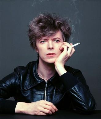 © Photo by Sukita, David Bowie - V-2 Schneider
