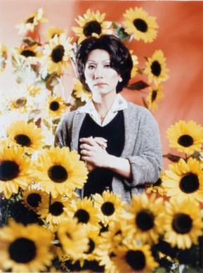 Yasumasa Morimura, M's self-portraits, Sophia Loren, 1995, polaroid, cm 10x13