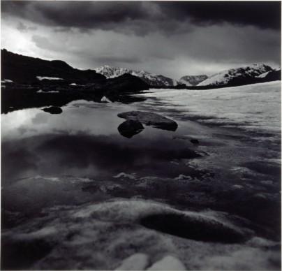 Hiroto Fujimoto, Avril 1999 Islanda, 1999, stampa sali d'argento, cm 50x40