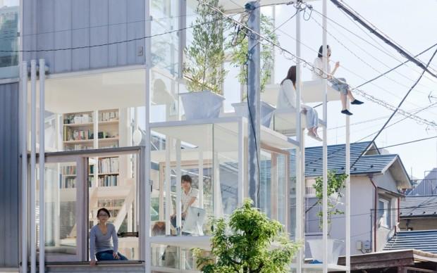 The Japanese House. Fujimoto, House NA, 2011