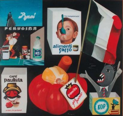 Antonio Fomez, Invito al consumo, 1964 - 1965