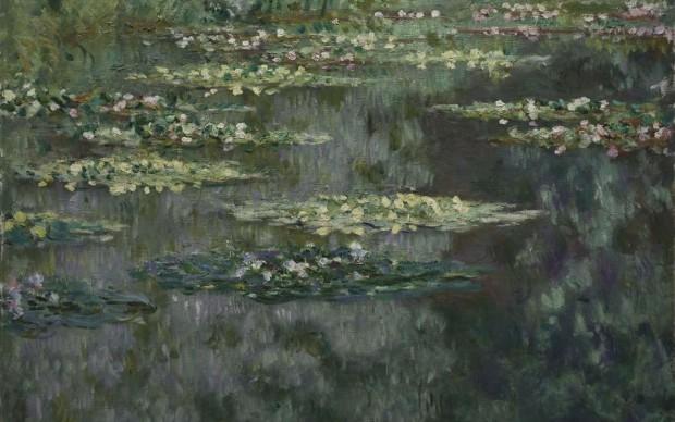 Claude Monet, Le Bassin des Nympheas, 1904, olio su tela, Denver Art Museum