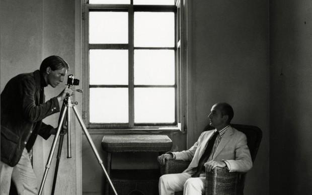 Duane Michals, Self portrait - s.d. 02
