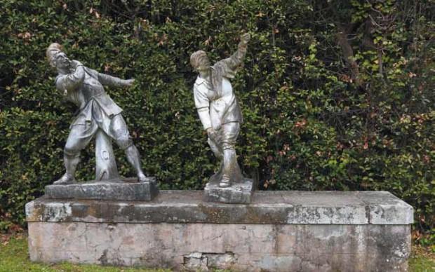 Gioco della civetta Giardino di Boboli Firenze