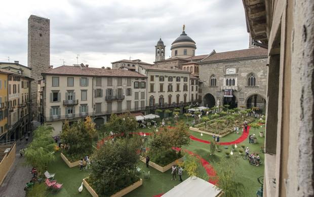 I maestri del paesaggio Bergamo