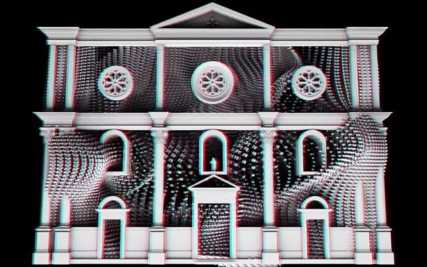OUCHHH_SPHYNX_ro-map festival roma videomapping 3d stereoscopico