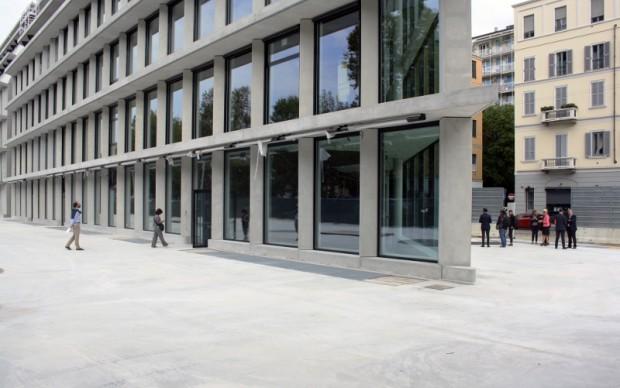 Porta Volta Fondazione-Feltrinelli-a-Milano Herzog De Meuron