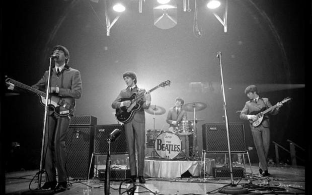 Rowland Scherman, The Beatles First American Concert Portfolio (Ten Works), 1964