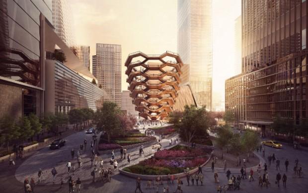 Vessel-edificio-scultura Thomas Heatherwick-New-York-credit-Forbes-Massie
