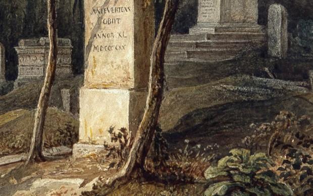 ai piedi della piramide cimitero protestanti stranieri testaccio roma