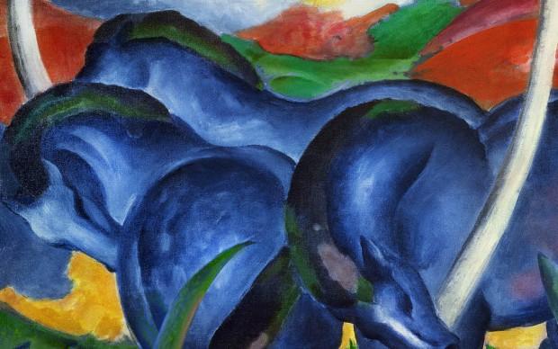 der blauer reiter kandinsky marc fondazione beyeler