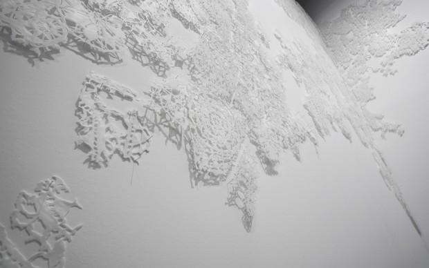 elisabetta di maggio polvere di stella ceramica arte contemporanea mondovì