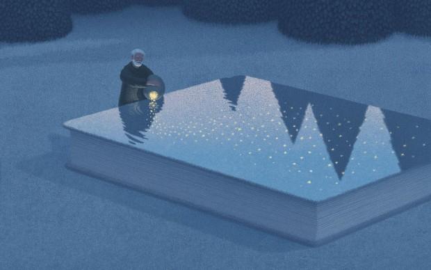 lee jungho promenade illustrazione libro surrealismo