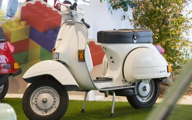 motocicletta vespa design