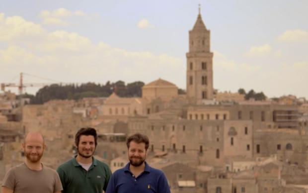 Matera 15/19 crowdfunding documentario su capitale europea della cultura 2019