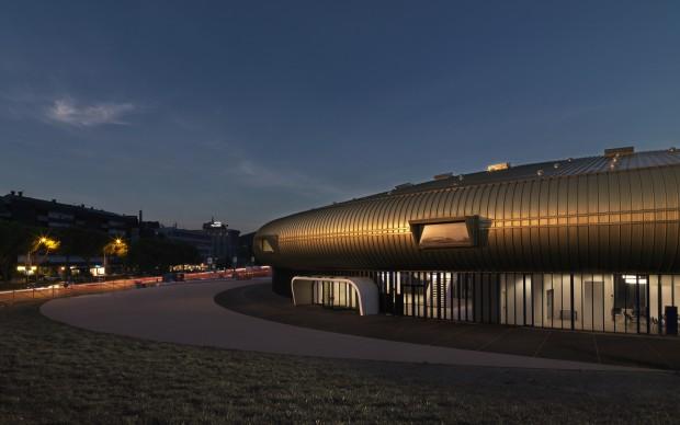 Nuovo Ingresso Centro Pecci, photo Lineashow