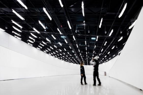 Oval Gallery, MAAT © Fernando Guerra - Courtesy of MAAT