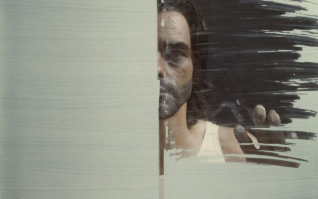 Ulay, S'he, 1973-74, Auto-Polaroid type 108, 8,5 x 10,8 cm © VG Bild-Kunst, Bonn 2016, Courtesy the artist