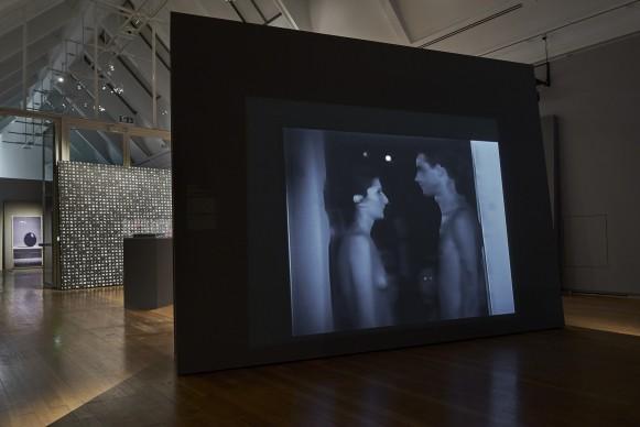 ULAY LIFE-SIZED, Exhibition view © Schirn Kunsthalle Frankfurt, 2016, Photo Norbert Miguletz