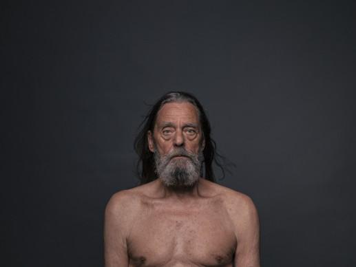 Ulay, Portrait, Photo Primož Korošec, 2016