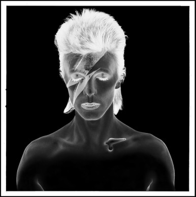 david bowie Alladin Sane, Photo Duffy © Duffy Archive & The David Bowie Archive ™
