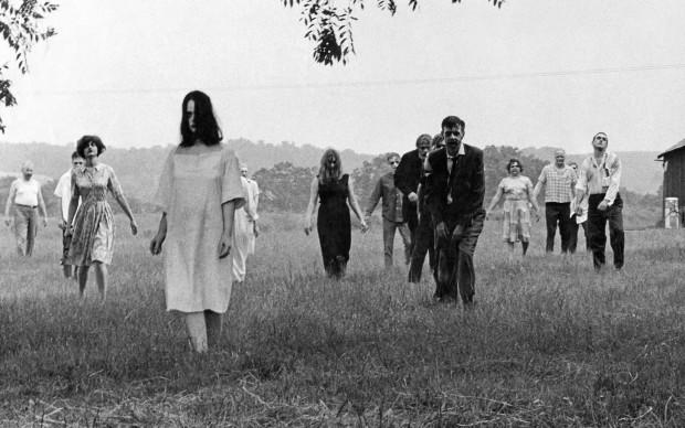 la notte dei morti viventi film horror george romero